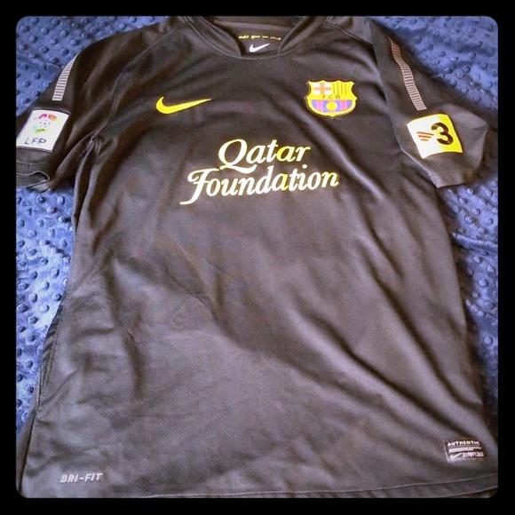 huge discount f452f bfb0f Authentic FC Barcelona jersey Xavi #6 2011-2012awa